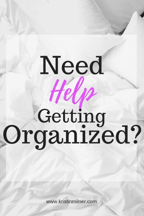organization hacks and tips