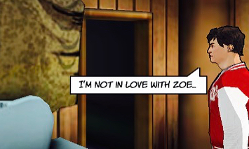 Luke says he's not into Zoe. Kelsey and Tyler aren't so sure. You? Watch & play at ScaryCabin.com... * * * #interactivefiction #interactive #interactivefilm #interactivegames #interactivevideo #immersive #immersivestorytelling #AI #artificialintelligence #machinelearning #gaming #gamification #interactivewriting #vr #ar #mr #entertainment #futureofstorytelling #futureofentertainment #television #hollywood #digitalstorytelling #horror #horrorcomic #horrorgram #funnyhorror