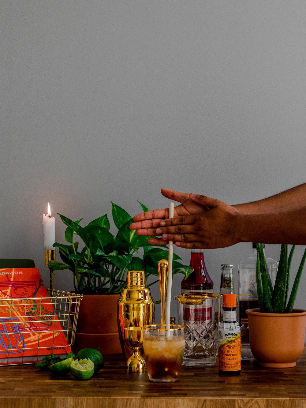 abhishek-dekate-angostura-bitters-queens-park-swizzle-cocktail