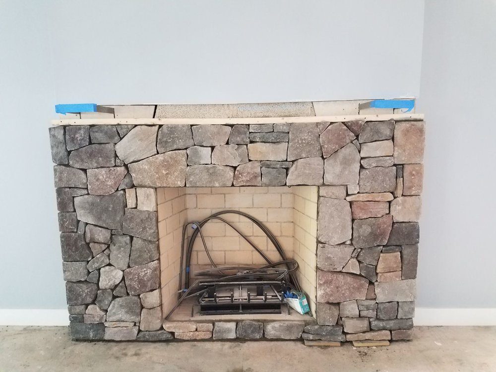 Now That's A Fireplace