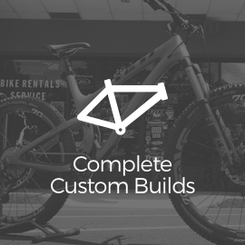 Custom Builds - Homepage