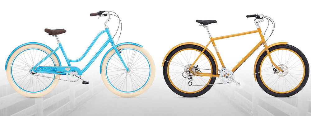 INTRODUCING BENNO BIKES