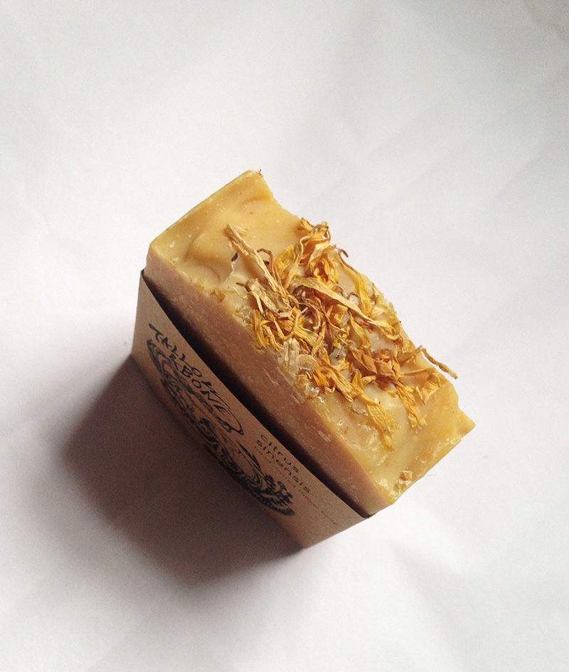 Citrus Sinensis soap -- SOLD OUT