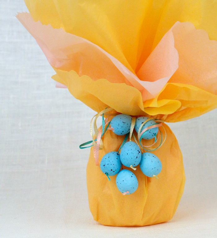 Easter egg wrap how to gift horse co negle Choice Image