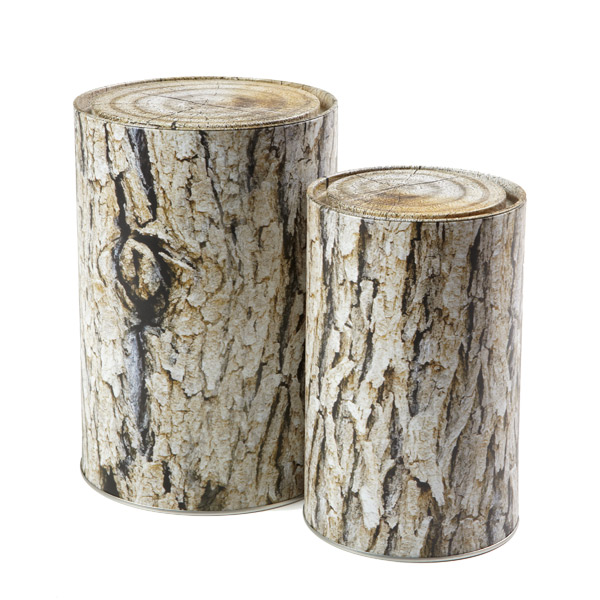 Log Tins, Container Store