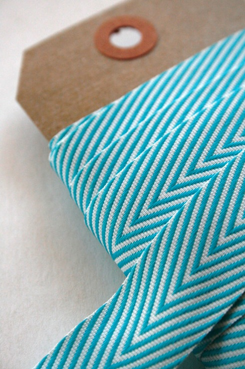 Chevron Twill Ribbon from In The Clear