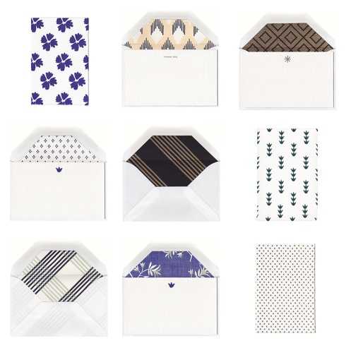 Stripe & Field Stationery