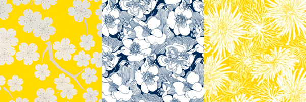Floral Wrapping Paper -6
