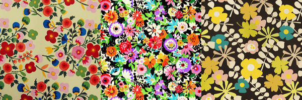 Floral Wrapping Paper -9