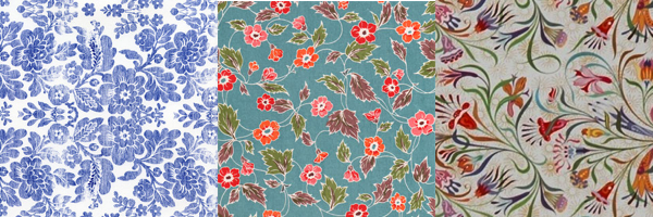 Floral Wrapping Paper -8