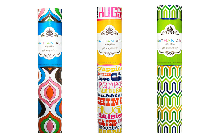 Jonathan Adler Wrapping Paper