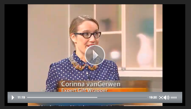 Corinna vanGerwen on Daytime Peel