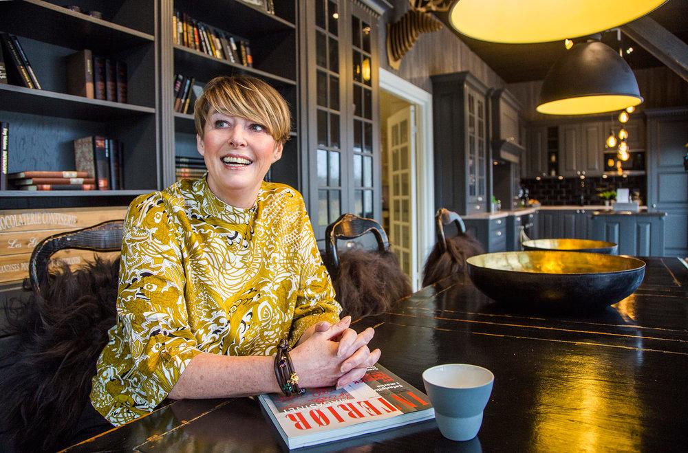 Nina Oppedal i sigdal kjøkkensenter Fredrikstad