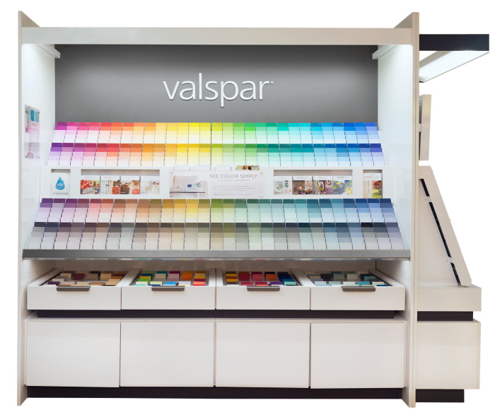 Valspar Paint Color System at Ace