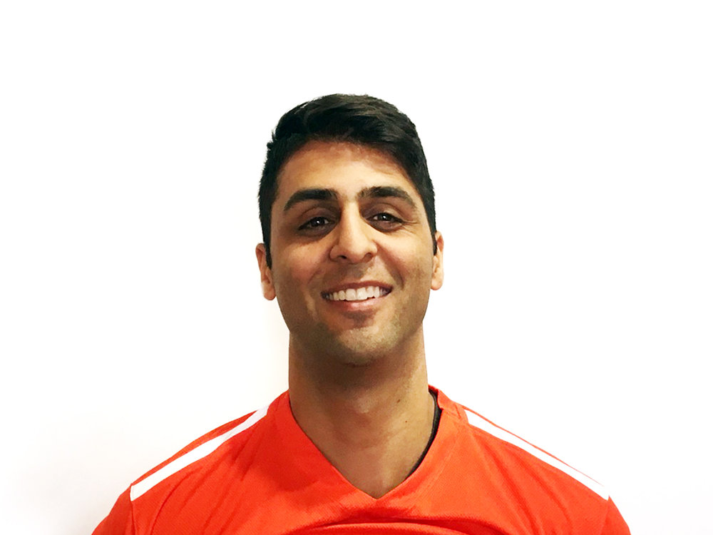 Name: BEHRANG KHAVANIN Position: F Played Since: 2013