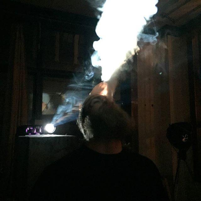 Vape and a movie. #bushwick #brooklyn #vapelife #vapesfordays #vape #vapenation #vapecommunity #clouds #cloudchaser #vapeporn #cloudporn #vapetheworld