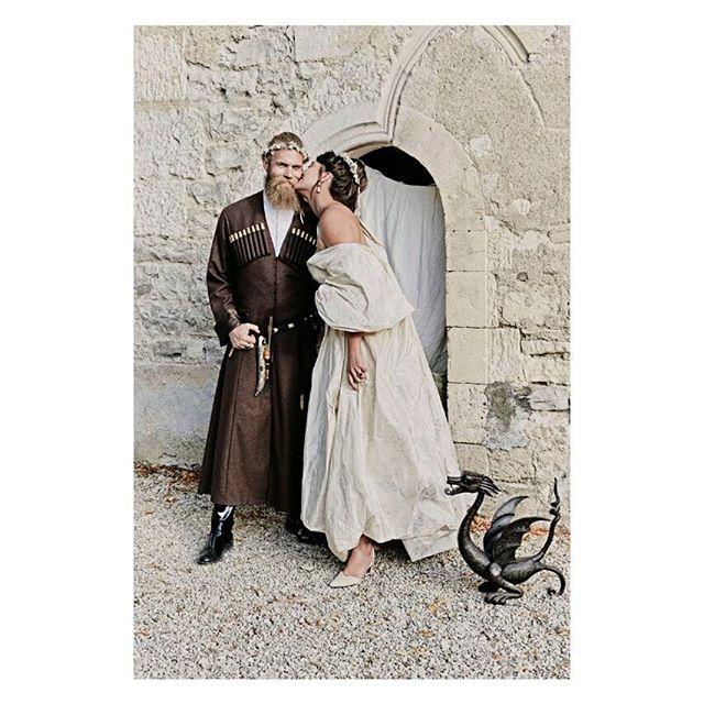 ! coucou ! . monsieur @samoselipirveli madame @therow @ixixiv something borrowed @valerietongcuong @valeriemarcou heirloom earrings pimped @beckjewels . photo @renehabermacher . #tbt #marryingmybestfriend #bestdayofmylife #daddysgirl #princessdreamcometrue #weddingram #weddingday #weddingnight #wedding #therow #samoselipirveli #jadathan2018 #jadeandjonforever #jadathan #jadewho #jonwho