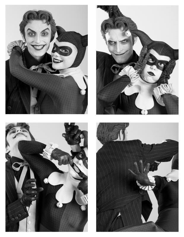 Joker and Harley Quinn Cosplay