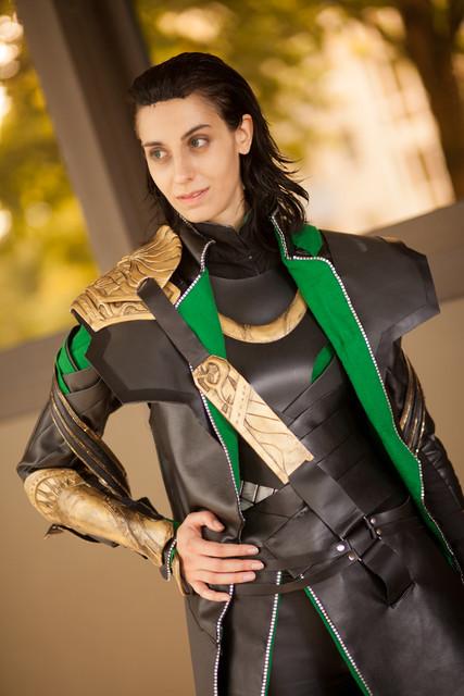 Loki Cosplay 10-27