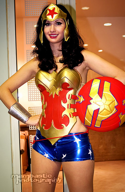 Wonder Woman Cosplay 6