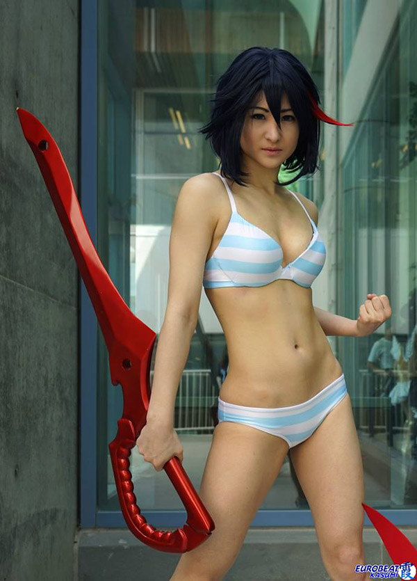 Jenni-as-Ryuko-Matoi-from-Kill-la-Kill-2