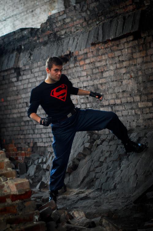 Pre 52 Superboy Cosplay 3