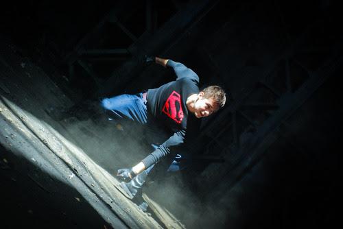 Pre 52 Superboy Cosplay 6
