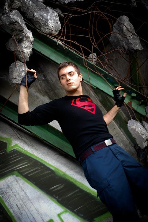 Pre 52 Superboy Cosplay 4