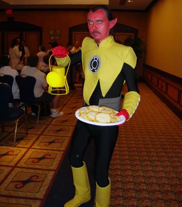 Sinestro Dounuts (3)
