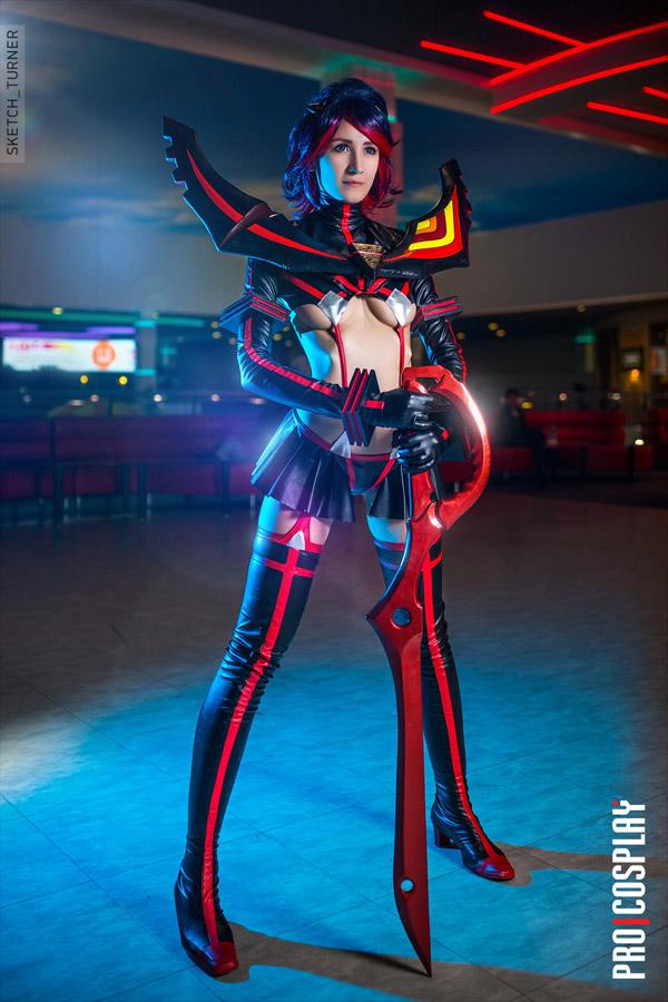Ryuko matoi cosplay