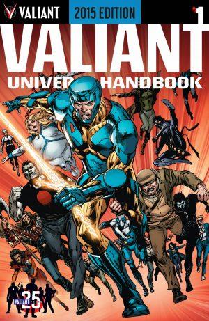 Valiant Universe Handbook - 2015 Edition 001-000