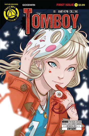 Tomboy-#1