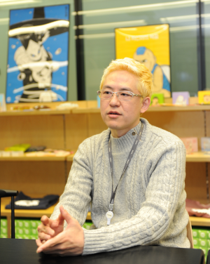 An Interview With JunKoo Kim Creator of LINE Webtoon — Comic