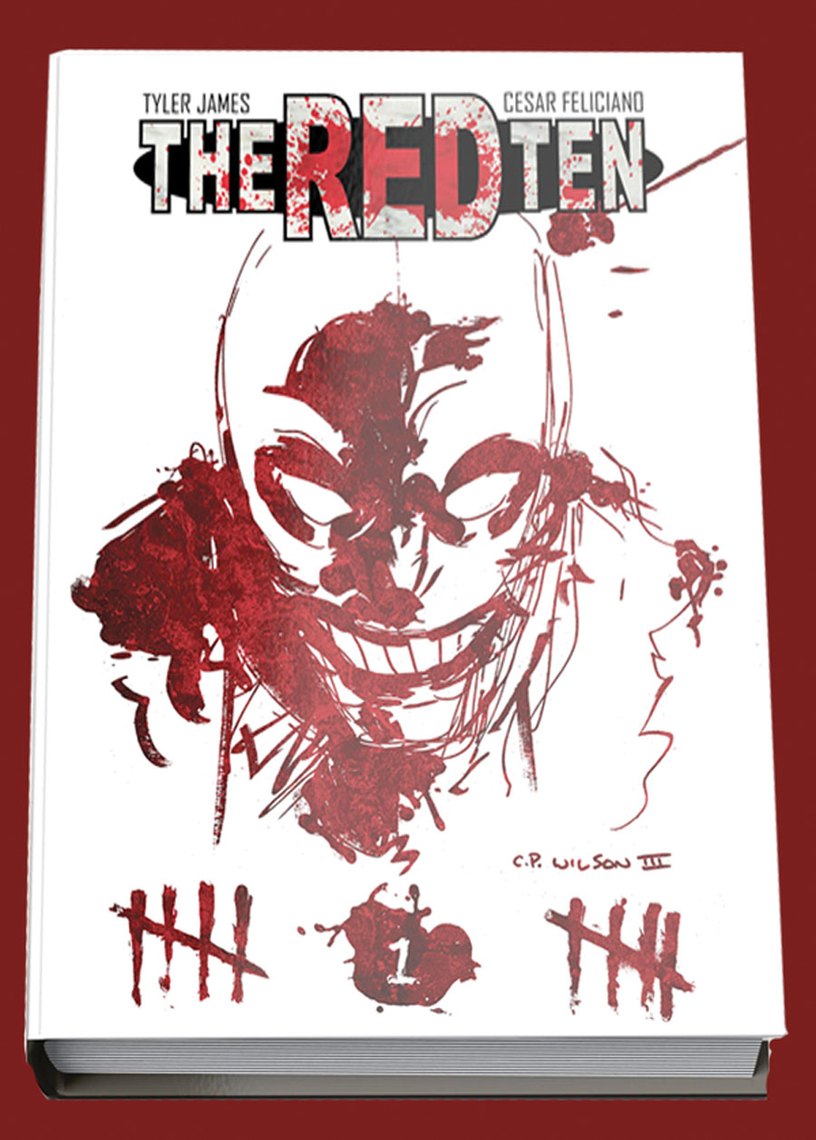 The Red Ten Vol. 1