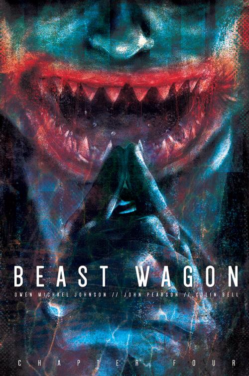 Beast Wagon #4