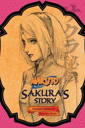 Naruto-Novel-SakuraStory