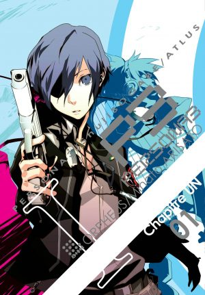 Persona-3-Manga-Volume-1