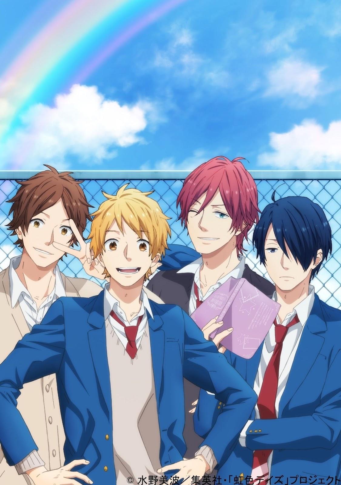 Rainbow Days