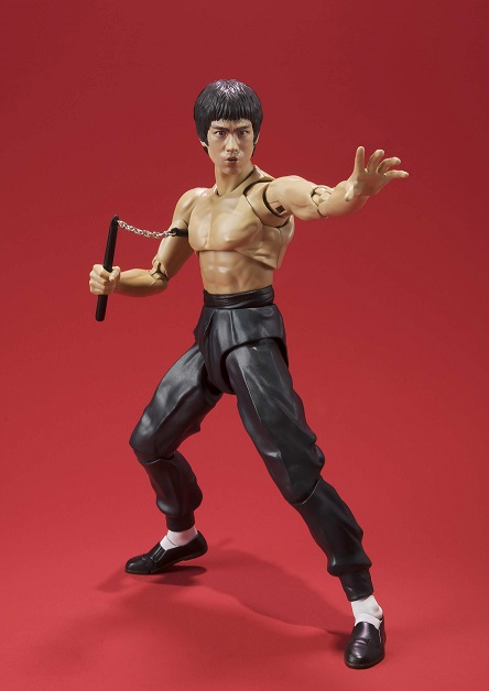 Tamashii Nations Bruce Lee Nunchuks