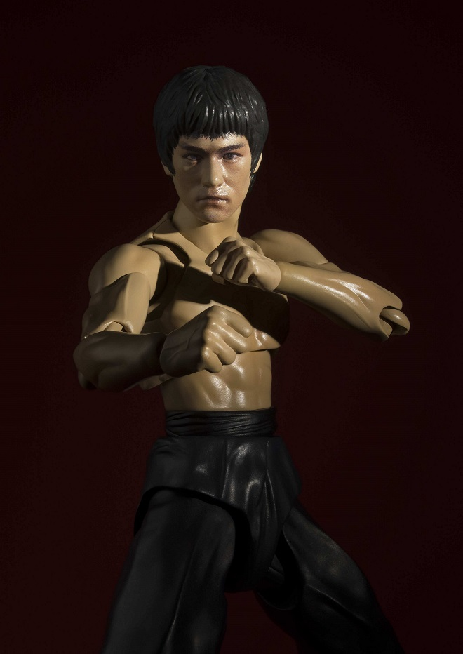 Tamashii Nations Bruce Lee Gamour Pic