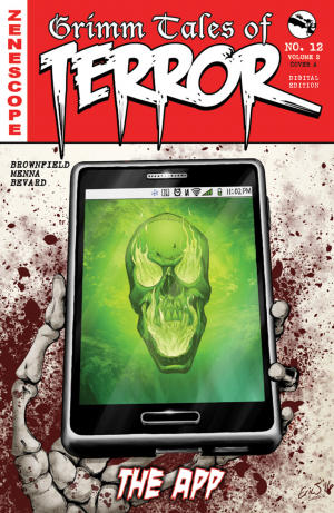 Grimm Tales of Terror v2 #12-1