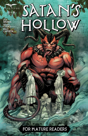 Satans Hollow #6
