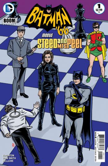 Batman-66-Meets-Steed-and-Mrs-Peel-#1