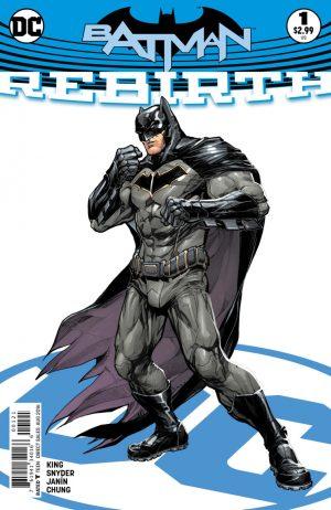 Batman Rebirth Variant