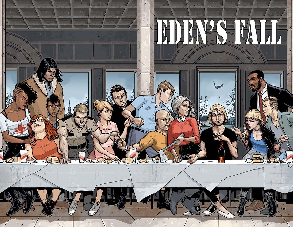 Eden's Fall 1