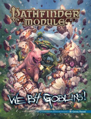 Pathfinder Mischievious Goblins