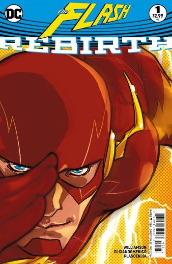 The Flash Rebirth #1