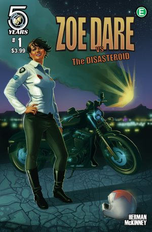 Zoe Dare #1