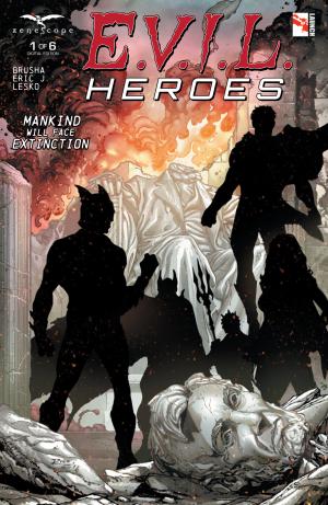 Evil Heroes #1