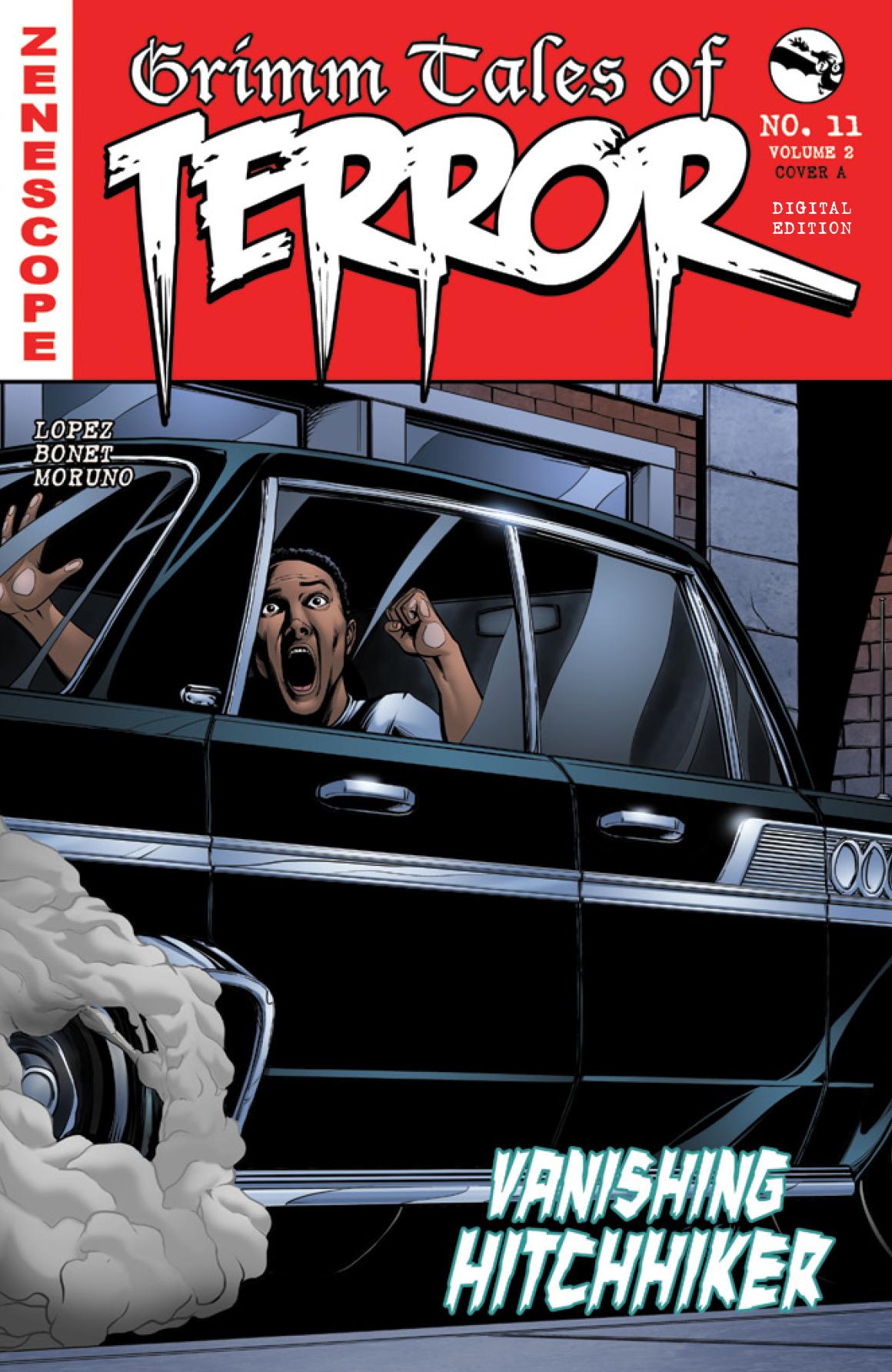Review: Grimm Tales of Terror vol  2 #11 — Comic Bastards